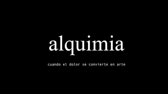 Acerca de Alquimia y su campaña de crowdfunding